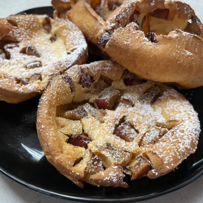 Fruity Yorkshire Puddings