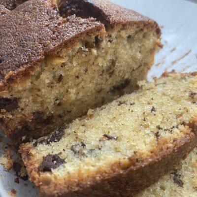 Lockdown loaf cake