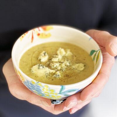 Parsnip & Stilton Soup